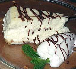 Henry's Homemade New York Style Cheesecake