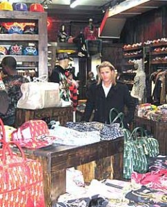 The Travelling Prince shops