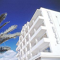 The Ocean Drive Hotel