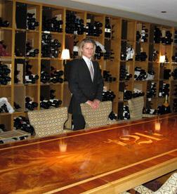 Club 21 Wine Cellar