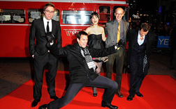 World Premiere of 'Yes Man'