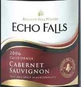 Cabernet Sauvignon - Echo Falls