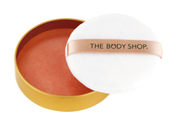 The Body Shop's Cranberry Body Shimmer