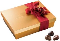 Gold Godiva Selection Box