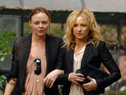 Stella McCartney & Kate Hudson