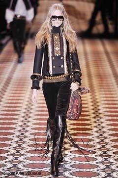 Gucci Autumn Winter 2008/2009
