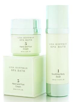 Lisa Hoffman Spa Bath