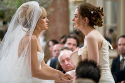 Kate and Anne in Bride Wars
