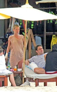 Kate Moss in Thailand