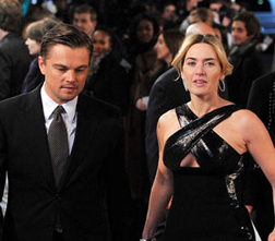 Kate and Leo