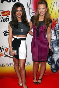 Cheryl and Kimberley