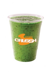 Crussh Cactus Smoothie
