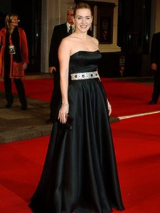 Kate Winslet at the 2007 BAFTAS