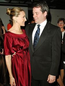 Sarah Jessica Parker and Matthew