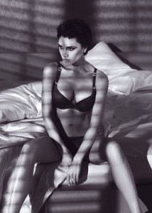 Victoria Beckham for Armani