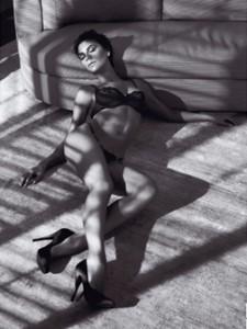 Victoria Beckham for Giorgio Armani