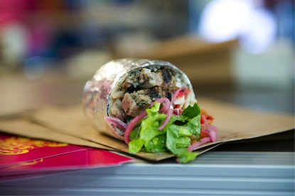 Grab a Free Burrito From Wahaca