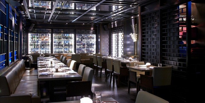 NOT STAYING IN: HAKKASAN