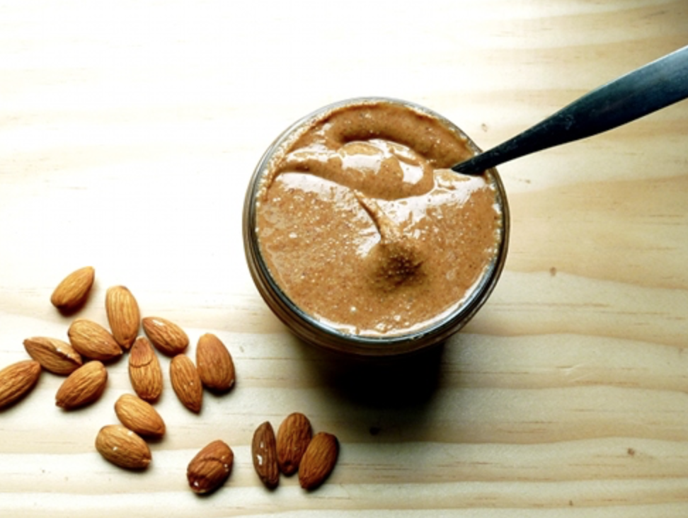 ALMOND BUTTER: THE FACTS