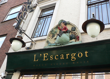 L'Escargot Launches A New Summer Menu