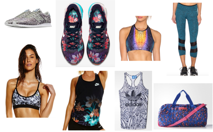 WORK OUT IN STYLE: Update Your Gym Kit