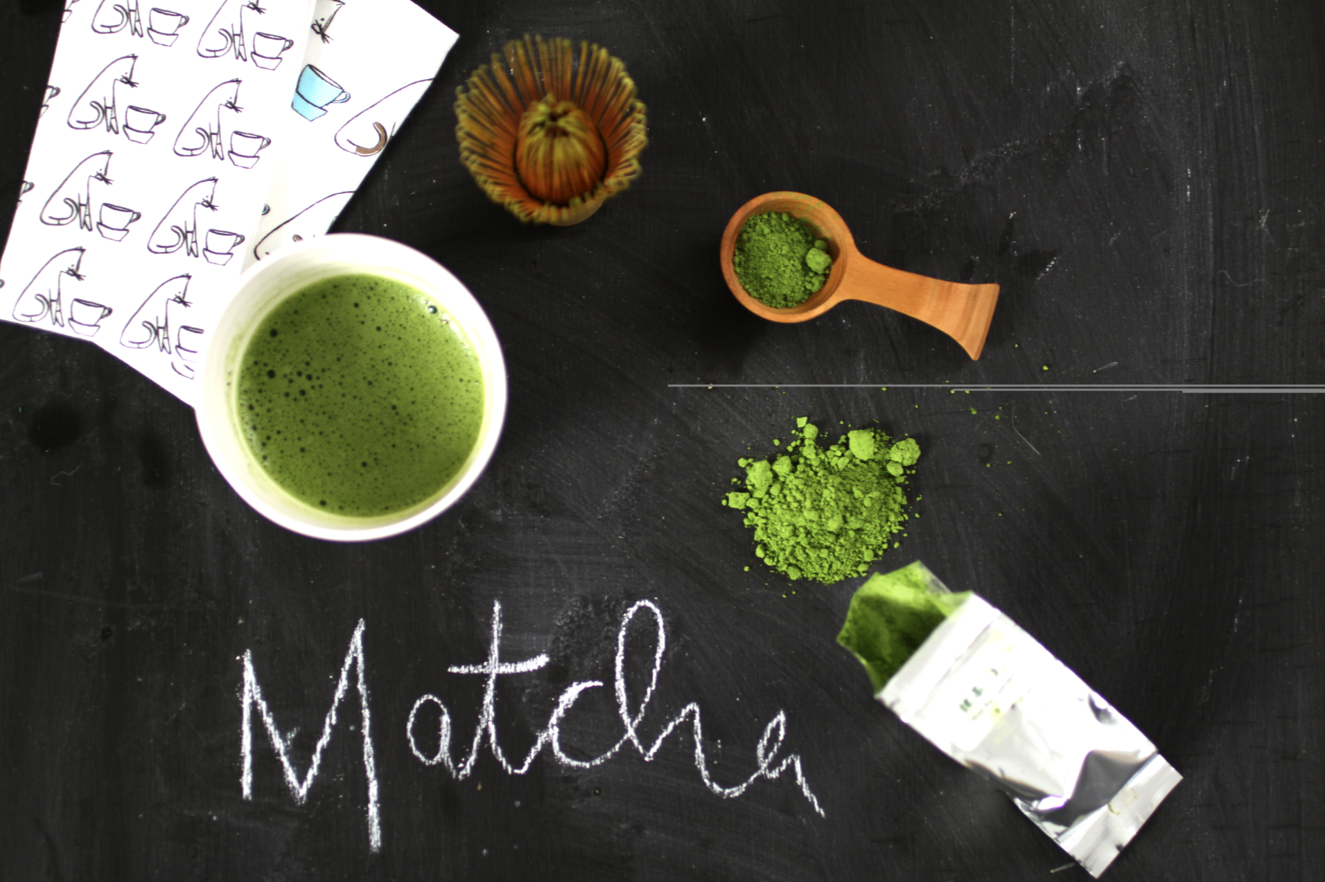 WHY DRINK MATCHA GREEN TEA?