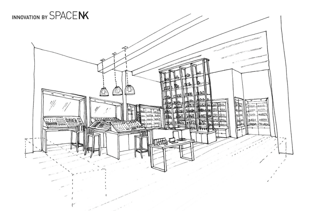 SPACE NK IS COMING TO REGENT ST