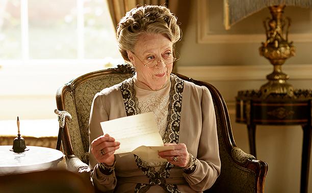 Downton Abbey Excitement Builds