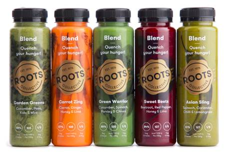 ROOTS COLLECTIVE VEGGIE BLENDS