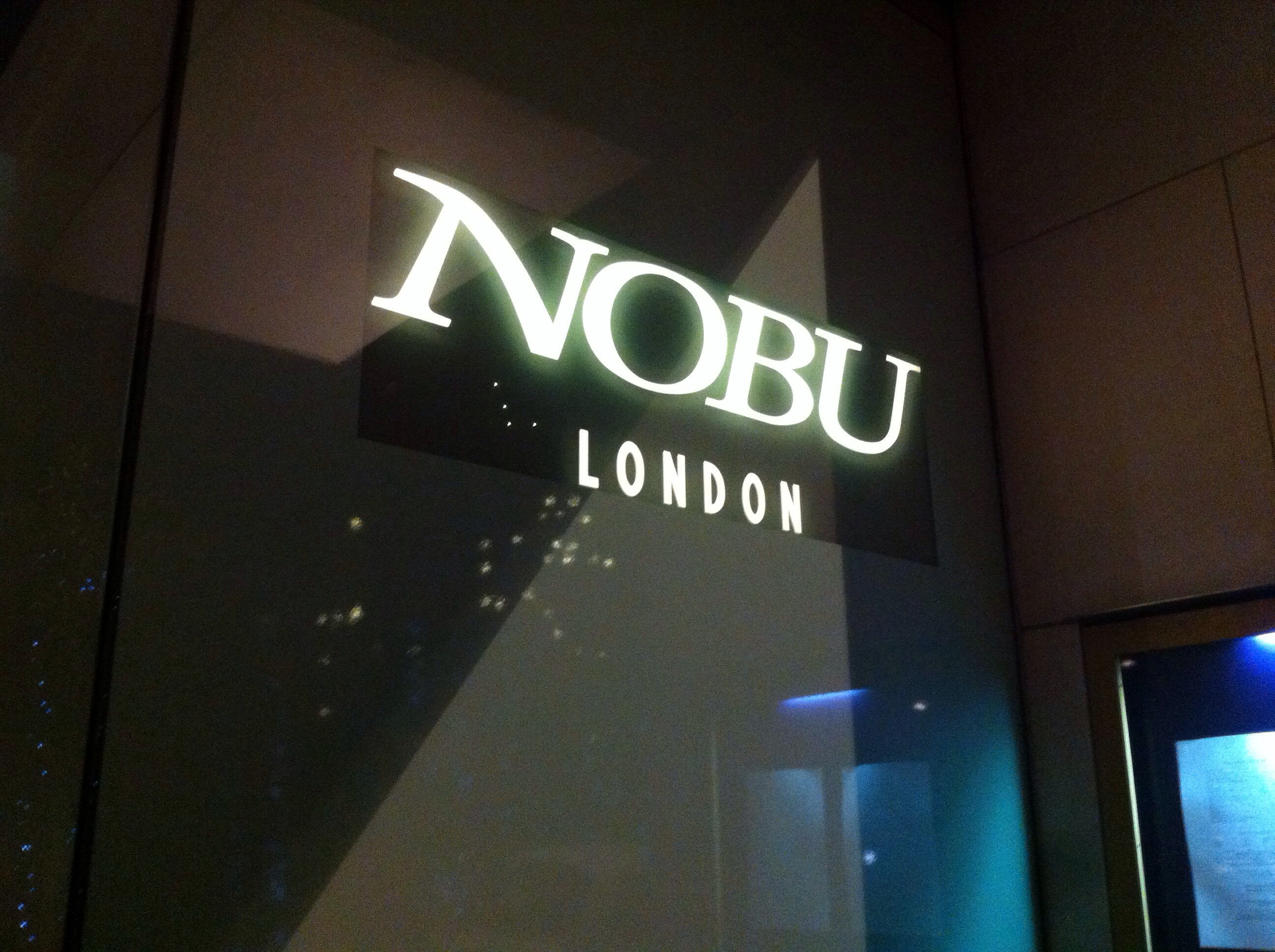 RESTAURANT REVIEW: NOBU