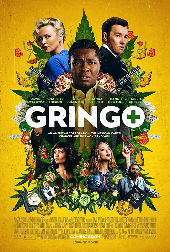 GRINGO TRAILER