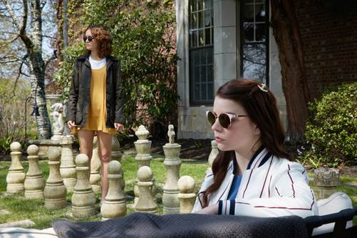 THOROUGHBREDS TRAILER