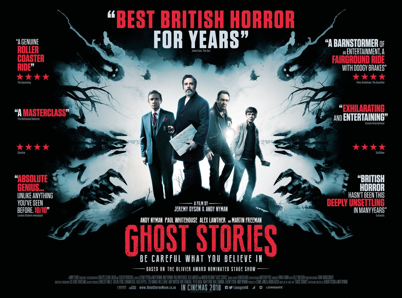GHOST STORIES TRAILER