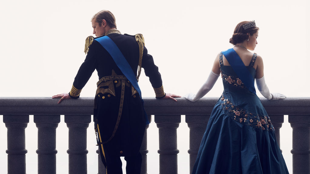 PRINCE PHILIP HAS BEEN CAST FOR THE CROWN