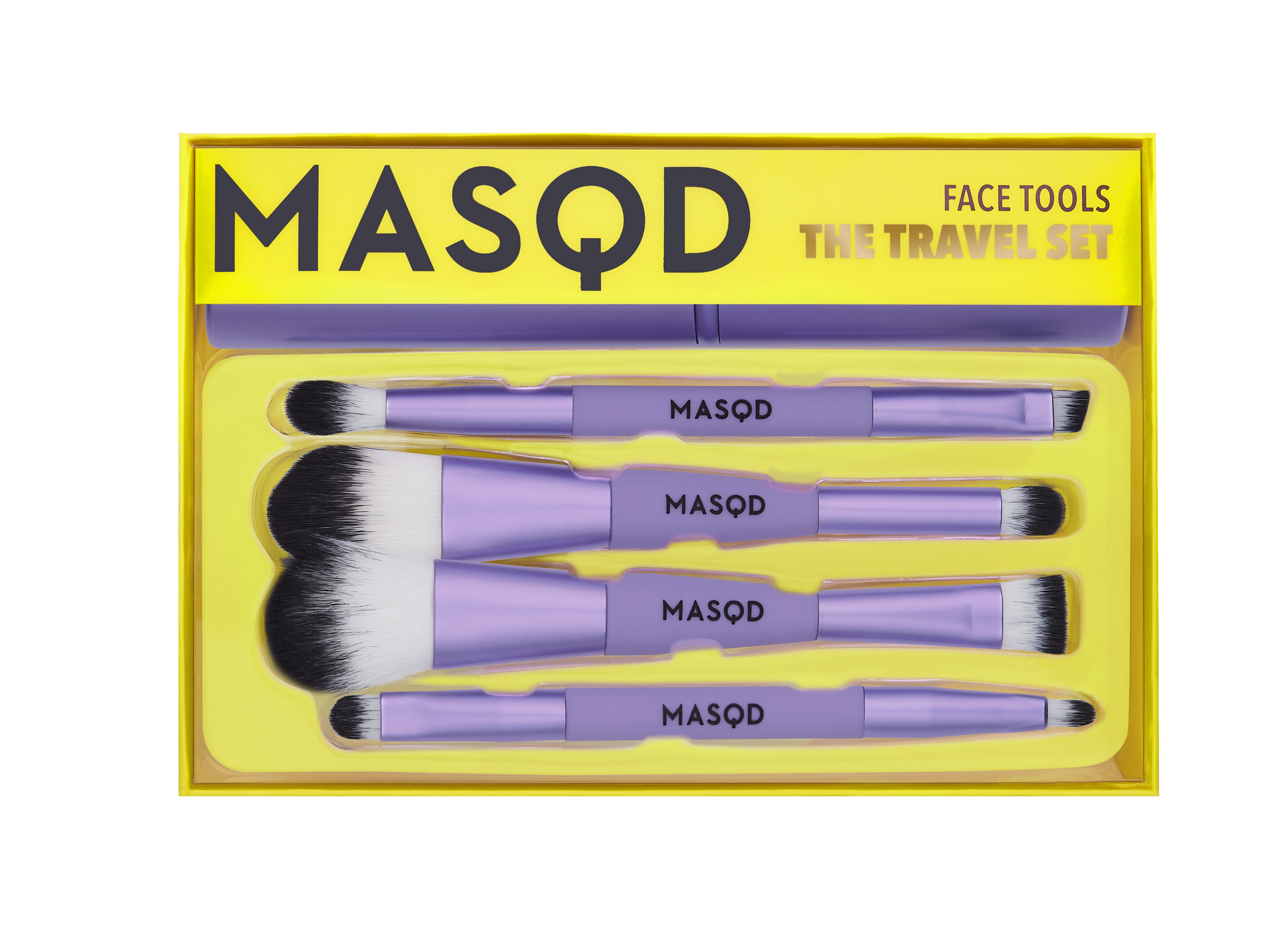 NEW MASQD MAKEUP BRUSHES