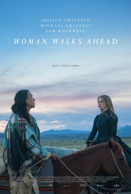 WOMAN WALKS AHEAD TRAILER