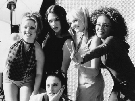 SPICE GIRLS EXHIBITION COMING TO LONDON