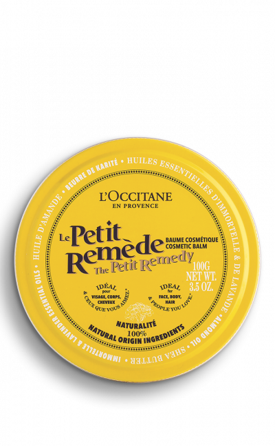 L'occitane petit remedy balm