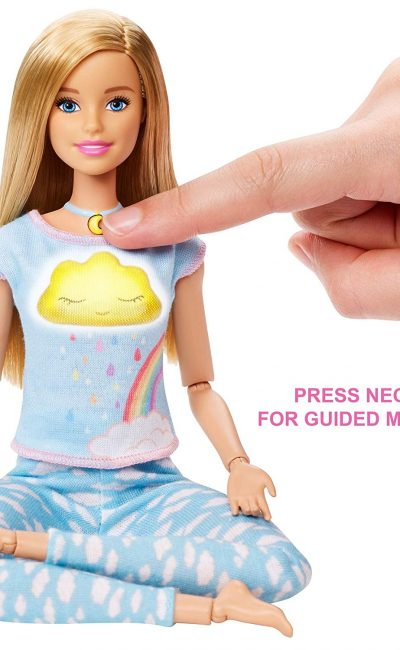 Barbie launch a wellness doll