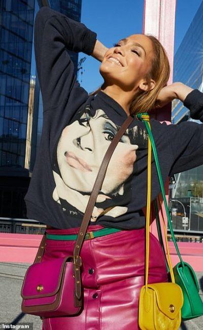 COACH celebrate BARBARA STREISAND with J'Lo