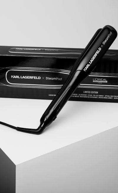Steampod 3.0 X Karl Lagerfeld Hair Styler