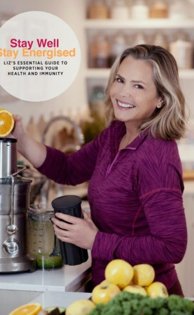FREE LIZ EARLE BOOK ON IMMUNITY WITH ALTRIENT vitamin c