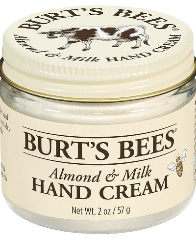 Burt's Bees® ALMOND MILK & MATCHA, hydrate hands & lips naturally
