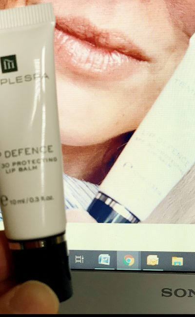 Super nourishing lip defence by temple spa