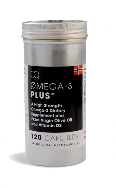 OMEGA 3 health benefits