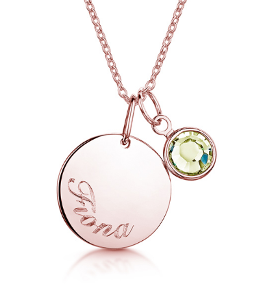 OUR PICK OF Personalized Gold Necklaces