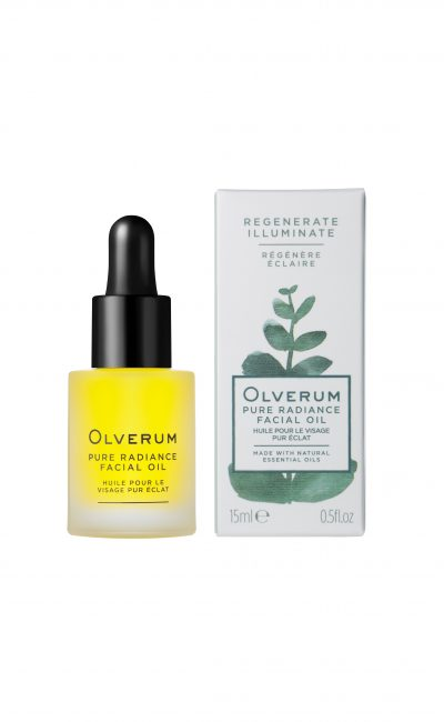 Olverum Pure Radiance Facial Oil Review