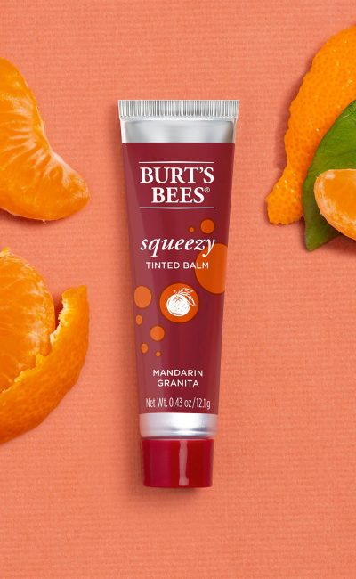 Burt's Bees Perfect Easy Squeezy Lip Colours