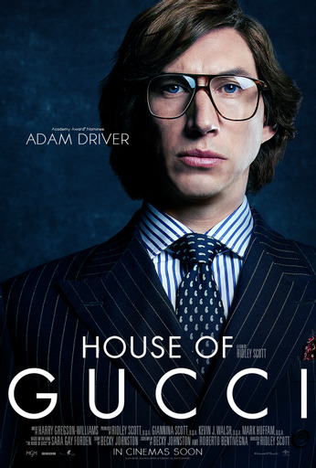HOUSE OF GUCCI film TRAILER